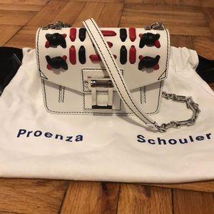 Proenza Schouler White Mini Hava Bag